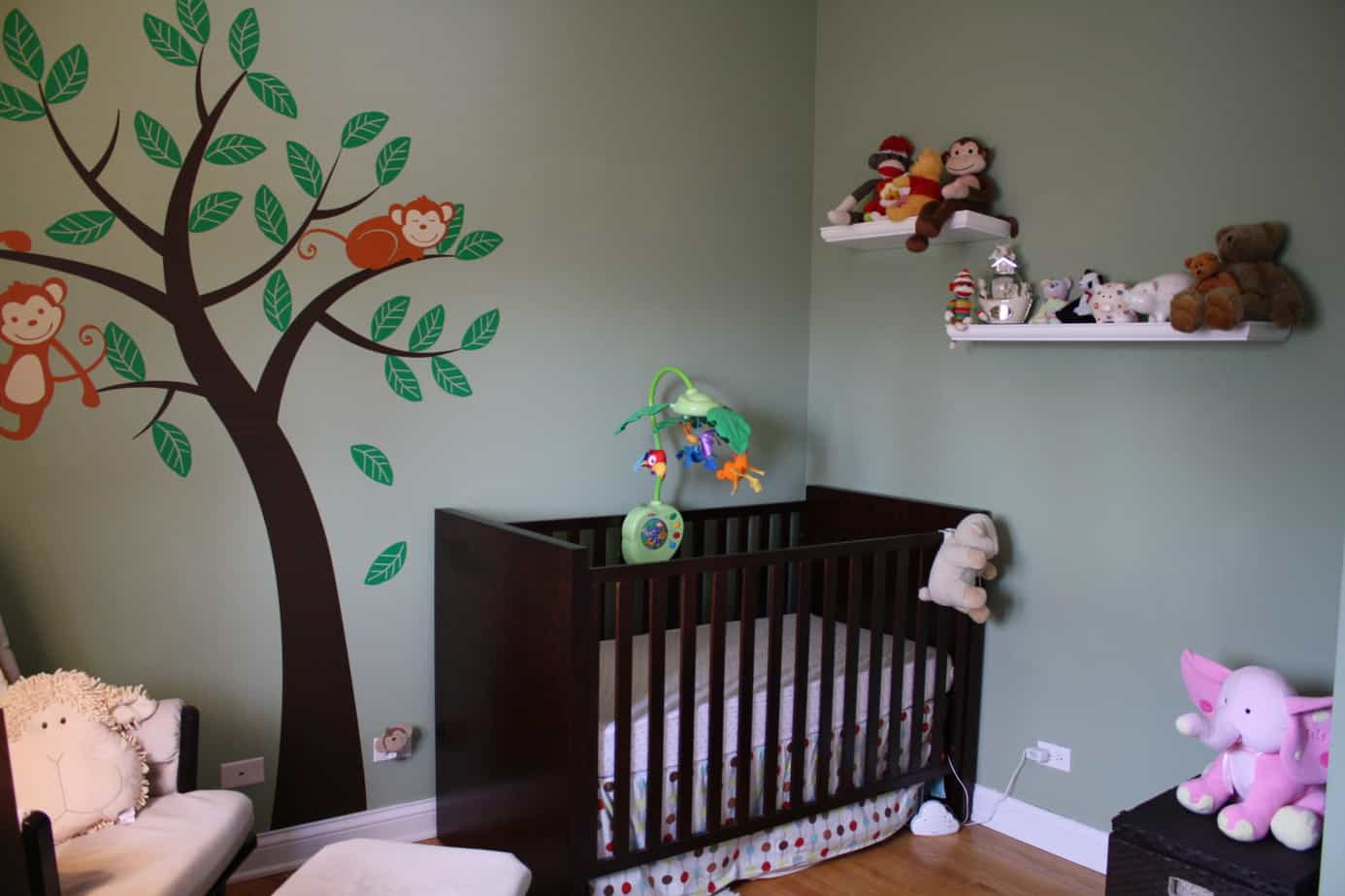 Anatomy Of A Nursery Simply Real Moms