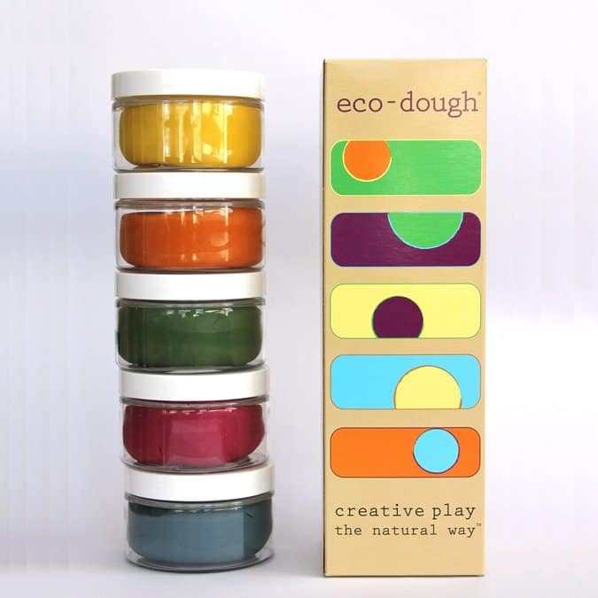 eco-kids natural play dough as Eco-Friendly Return Gifts