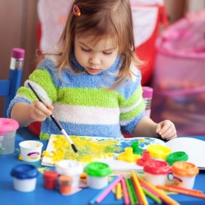 Develop Your Child's Artistic Side! 1