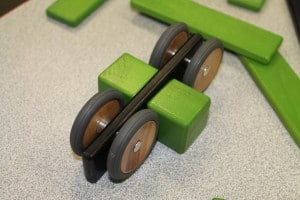 Tegu Mobility: Magnetic Wooden Cars 4