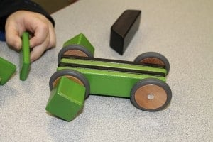 Tegu Mobility: Magnetic Wooden Cars 5