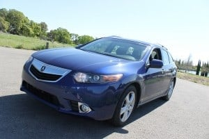 2012 Acura TSX Sport Wagon: Family Car With A Sportscar Feel 1