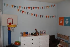 Decorate On A Budget!: The Modern Child's Bedroom 8