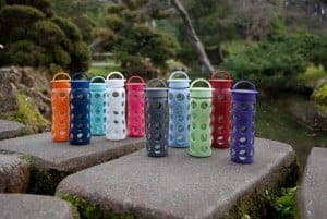 Lifefactory Water Bottles: Go Glass this Earth Day! 1