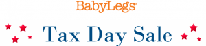 AWESOME DEAL! 50% at BabyLegs!  4