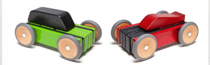 Tegu Mobility: Magnetic Wooden Cars 7