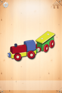 App Of The Day: Woozzle Wood Puzzle for Toddler's 3