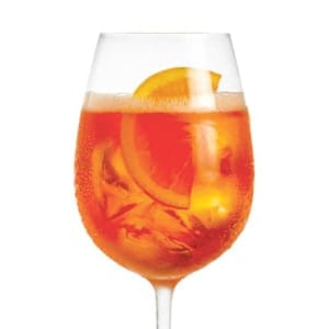 Go euro with this delicious cocktail for Cocktail spritz