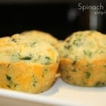 spinachmuffins 500x3331 150x150 Leftover Turkey Pasta Bake