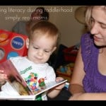 Supporting Literacy During Toddlerhood