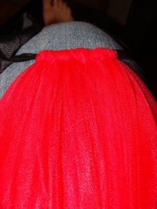 Adorable DIY No-Sew Tutu 8