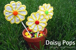 Mother's Day Treat: Daisy Pops 1