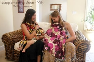 Feeding Your Baby: Supplementing Breast Milk With Formula  1