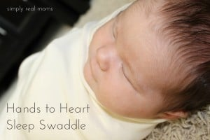 Hands To Heart Sleep Swaddle 3