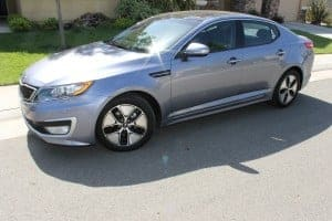 2012 Kia Optima Hybrid: The Eco Friendly Family Car 2