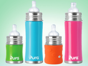 Pura Kiki: Stainless Steel Bottles 5