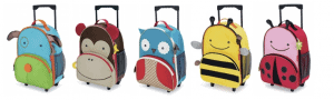 Skip Hop: Zoo Luggage for Little Kids 1