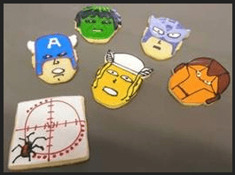 How to Throw a Superhero Party Worthy of THE AVENGERS! 5