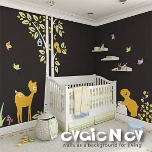 EVGIENEV: Wall Decal $100 Gift Certificate Giveaway!—Closed, Winner Announced! 3
