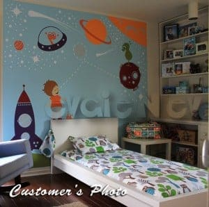 EVGIENEV: Wall Decal $100 Gift Certificate Giveaway!—Closed, Winner Announced! 5