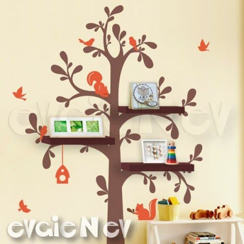 evgie3 500x500 EVGIENEV: Wall Decal $100 Gift Certificate Giveaway!—Closed, Winner Announced!