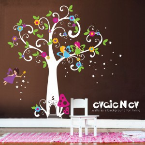 EVGIENEV: Wall Decal $100 Gift Certificate Giveaway!—Closed, Winner Announced! 2