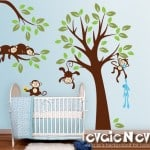 evgie6 500x4771 150x150 DIY Childrens Nursery Art: Spray Painted Animals