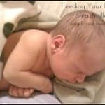 Feeding Your Baby Breastmilk