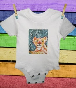 Wearable Art for Your Baby 2