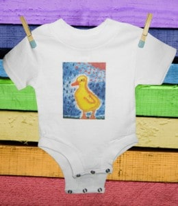 Wearable Art for Your Baby 3