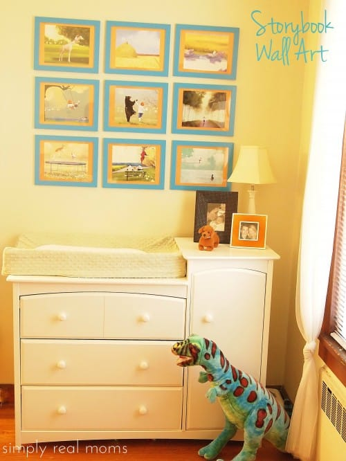 Storybook Wall Art: DIY Design!