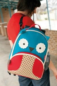 Skip Hop: Zoo Luggage for Little Kids 3