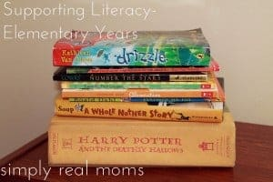 Supporting Literacy During the Elementary Years 1