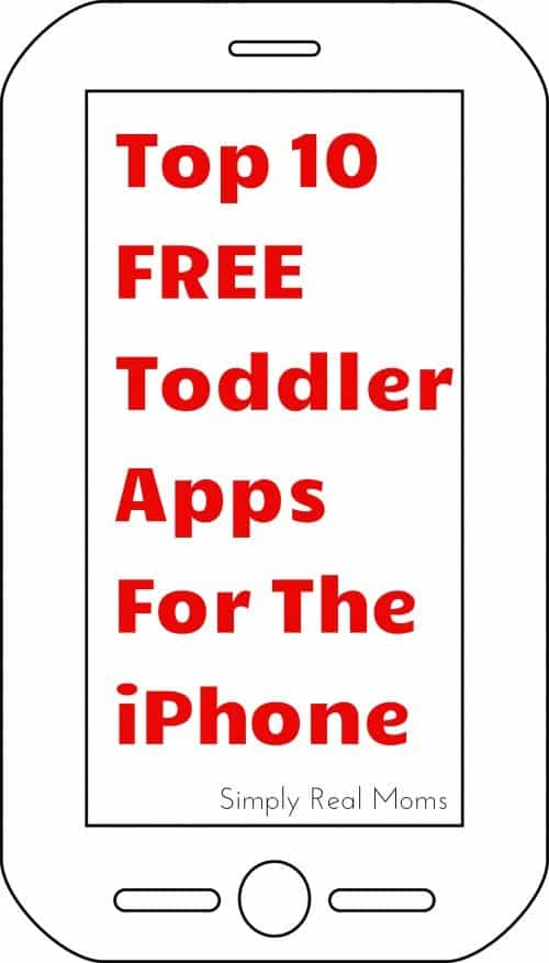 Best toddler apps for iPhone 500x876 Top 10 FREE Toddler Apps For The iPhone