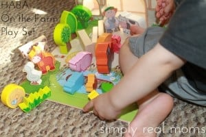 HABA On the Farm Playset—Imagination Central!  1