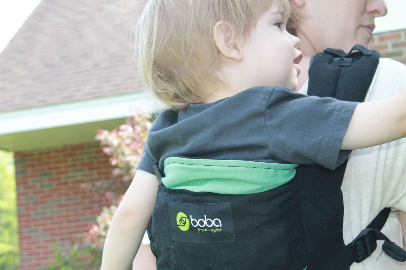 Boba 3g Carrier Back Carry Simply Real Moms