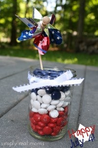 Fourth of July Table Topper 1