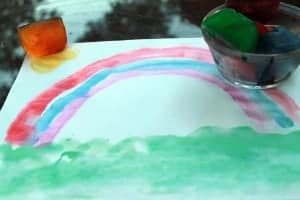 Simply Summer School: Rainbow Fun! 1