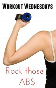 Workout Wednesday: Rock Those Abs 3