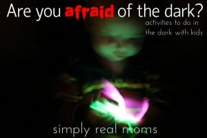 Simply Summer School: Are you afraid of the dark? 1