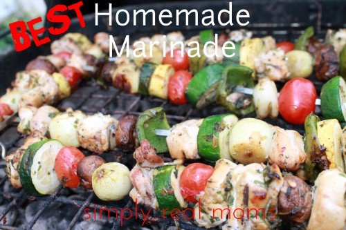 Best Homemade Marinade 500x333 Best Homemade Marinade