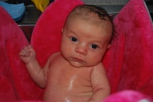 Blooming Bath Giveaway:  The Most Adorable Baby Bath on the Planet! (Ended) 10