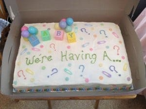 Oh Boy—or Girl! Gender Reveal Party!  5