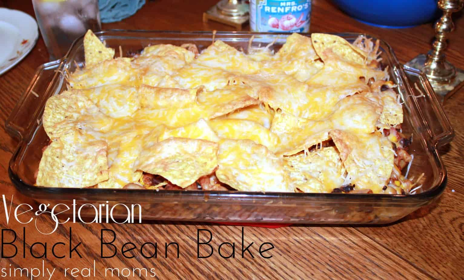 Vegetarian Black Bean Bake 2