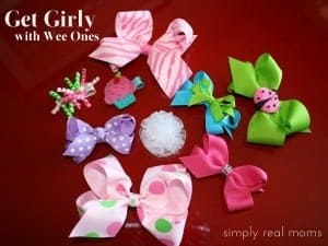 Get Girly with Wee Ones! 1