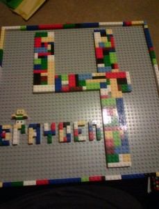The Ultimate Lego Birthday Party 15