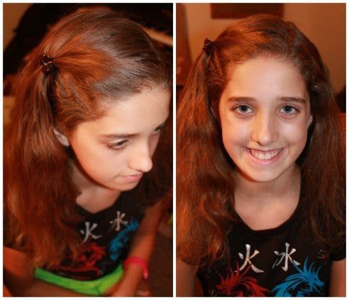 5 back to school cute and easy hairstyles side clip 500x430 5 Cute and Easy Back to School Hairstyles!