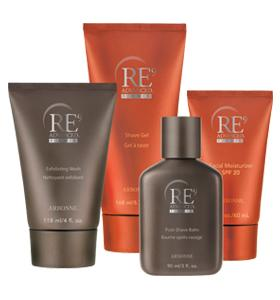 Arbonne RE9 Advanced Mens Arbonne Skin Care Giveaway!