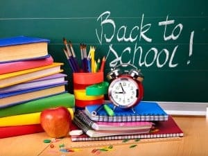 10 Ways to Make Going Back to School Fun! 1
