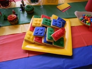 The Ultimate Lego Birthday Party 3